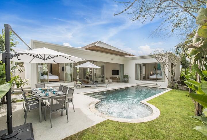 Villa Mint - Private Pool Villa Phuket + Jacuzzi