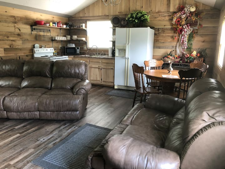 City Gone Country Cabin