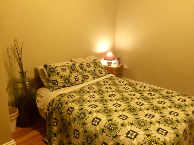 Cozy room in downtown area - Biddeford - Casa
