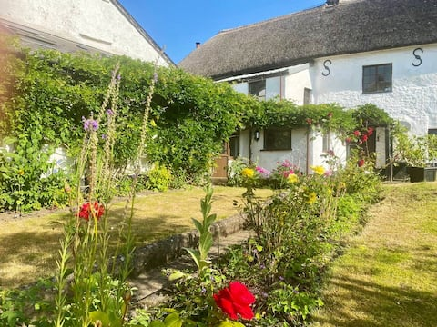 Characterful period property in mid-Devon