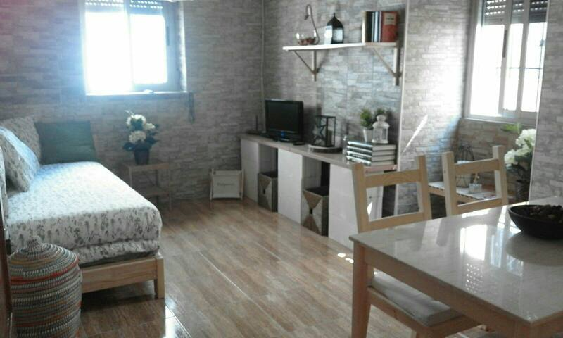 Apartamento en Barrio San Basilio