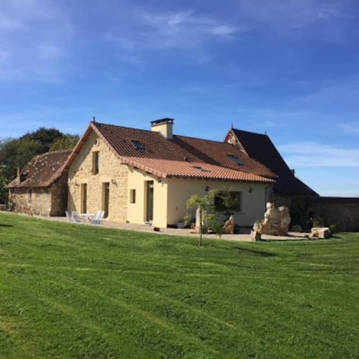 """La Ferme"" – Luxurious Rural Haven"