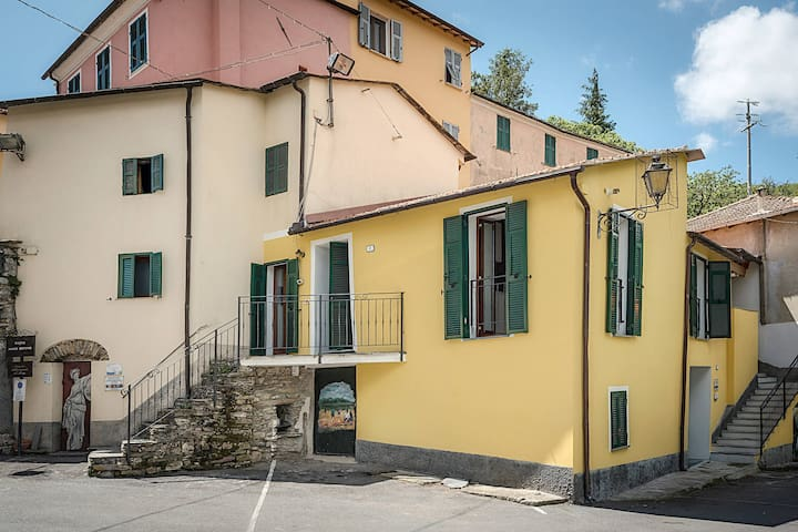 House Ca Da Ciassa for 8 persons