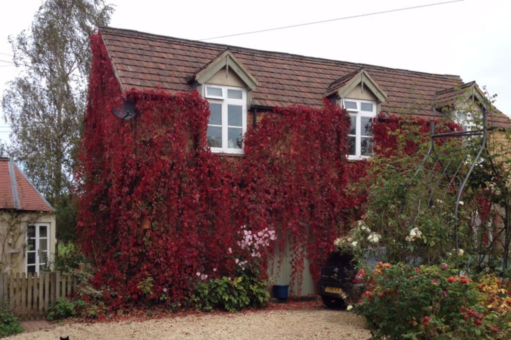 Your very own Coach House - Welcome!