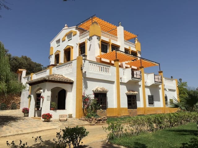 Large house with private pool - Archidona, Malaga