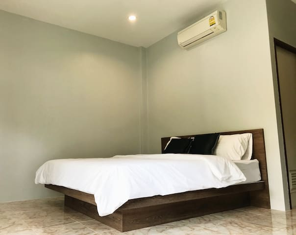 a king size bed