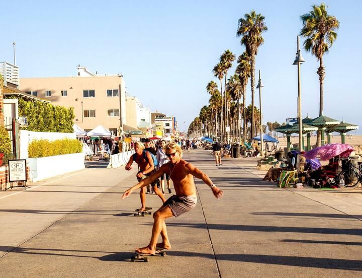 Good Vibe Marina Pad - Amenities - Steps To Beach
