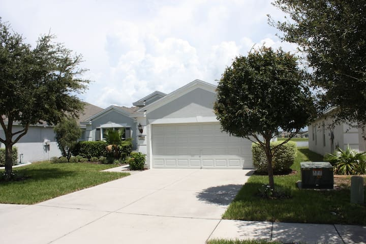 Tampa North Suburbs Near Gulf Coast - Brooksville - House