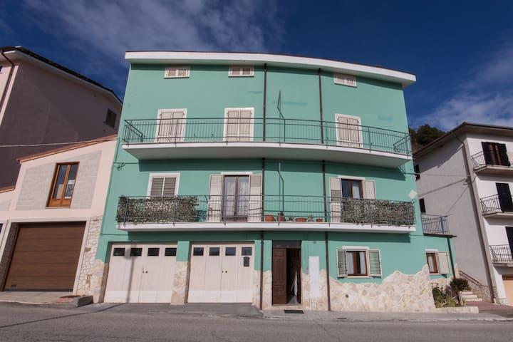 """Residenza """"Dal Pozzo""""."""