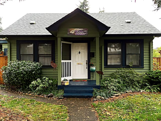Adeline's Abode~2 Bdrm Bungalow - Eugene - House