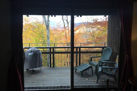 COZY APT. BETWEEN LUDLOW/KILLINGTON - Plymouth - Daire