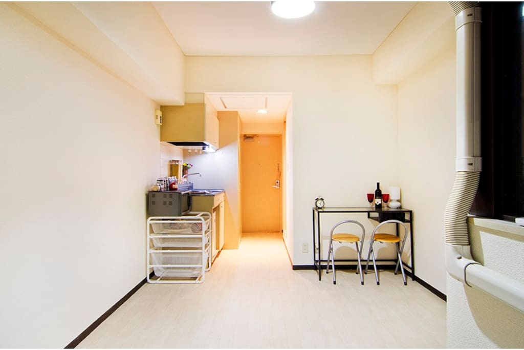 COSY FLAT IN ROPPONGI CENTRAL TOKYO