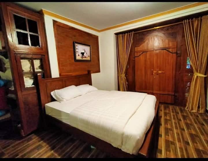 Villa Opa Doel - Oma Opa room