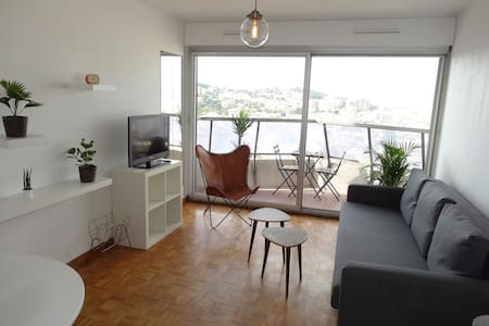 Flat with Stunning View - Center Marseille - Marselha