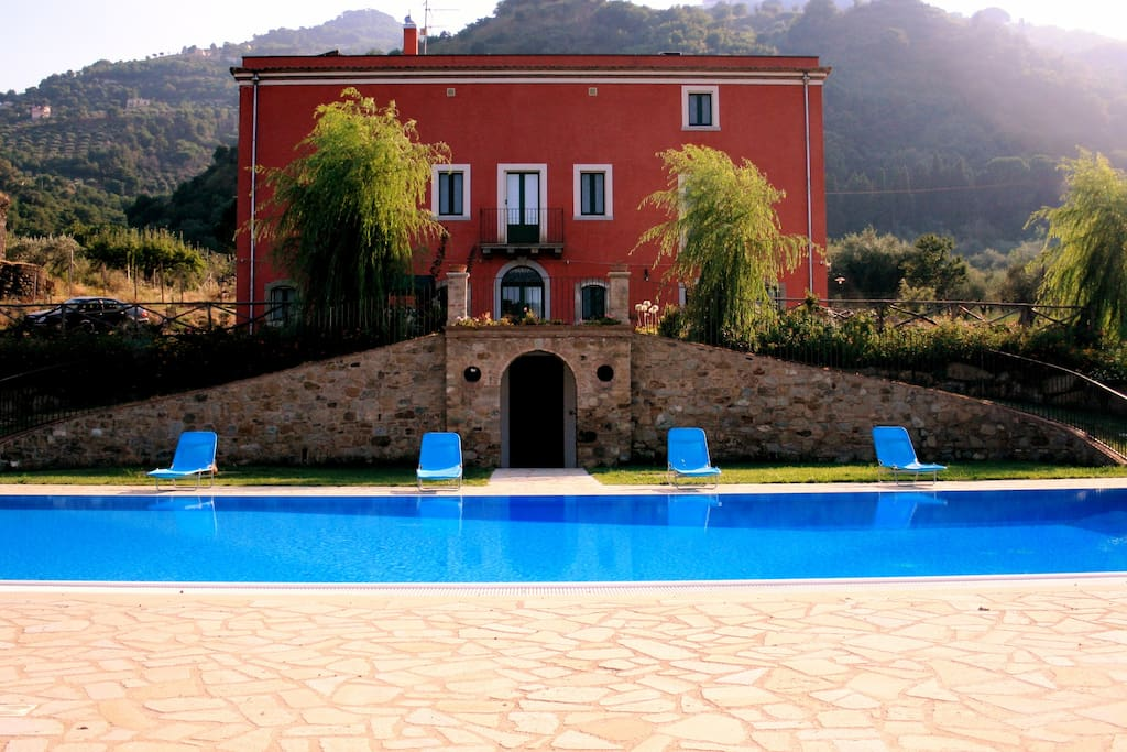 Apartment In A Villa With Pool Apartments For Rent In