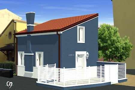Casa Boscolo Luxury - Chioggia - Hus
