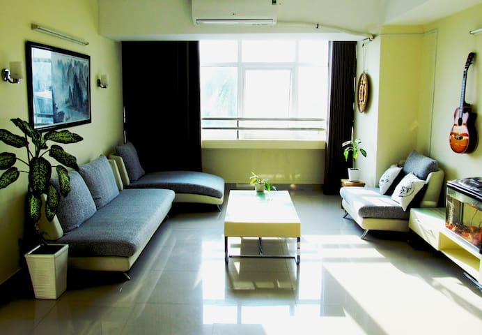Apartment near Ocean + Breakfasts + Motorbike - tp. Nha Trang - Flat