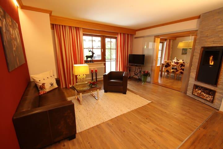 HAUS Susanne - Appartement 103 | alpGENUSS
