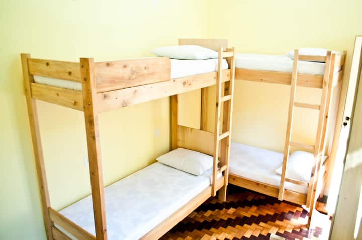 Kaza Rio Hostel room up to 6 people