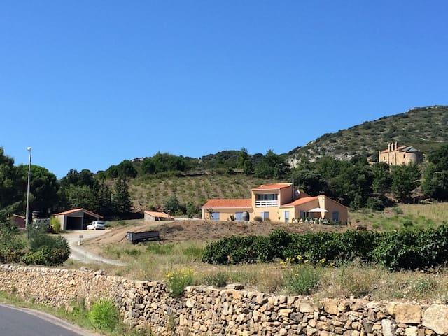 CHAMBRE D'HÔTE DU LOU PUJOL - Planèzes - Andere