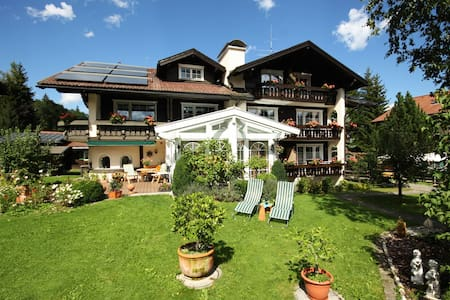 Haus Susanne / Appartement 105 - Obermaiselstein
