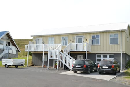 Sólvellir Guesthouse - Laugar - Bed & Breakfast