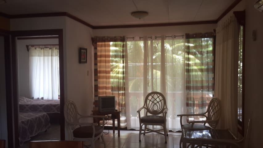 Apartment near National Park Manuel Antonio