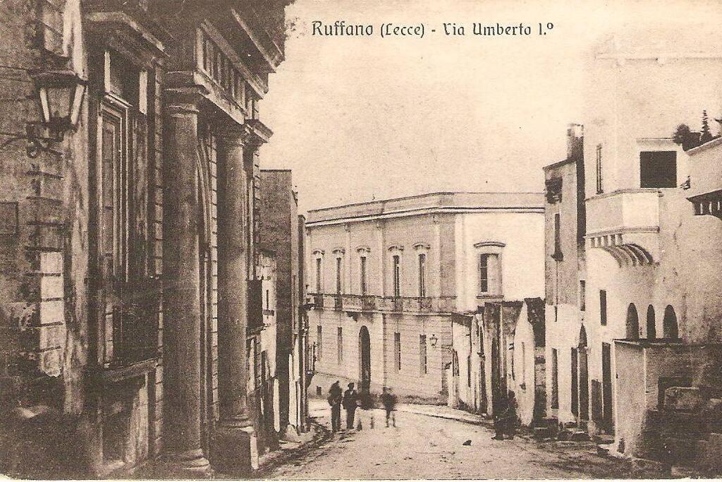 Via delle Aie 1900