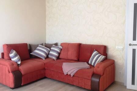 Cosy new apartment / Уютная 2-х комнатная квартира