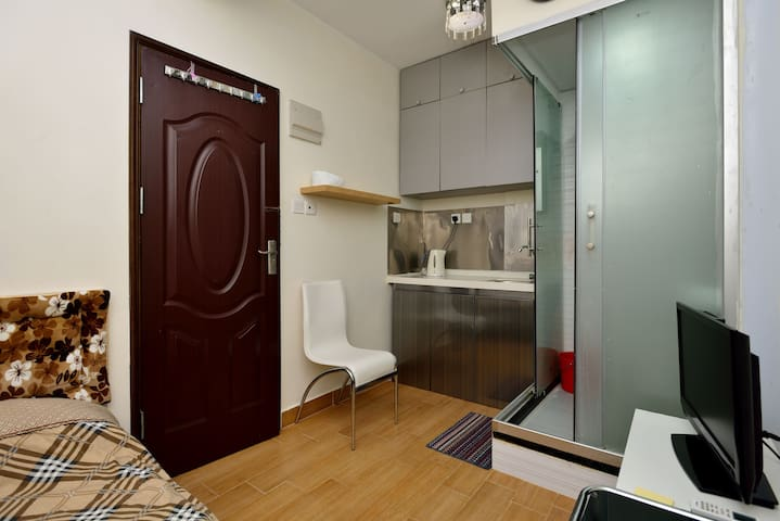 Cozy Studio,city(NorthPoint MTR) - 香港 - 公寓