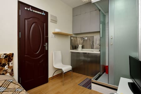 Cozy Studio,city(NorthPoint MTR) - Hong Kong