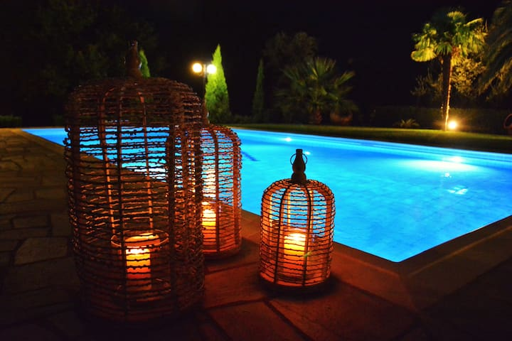 Villa Olive   - Ano Lechonia - House