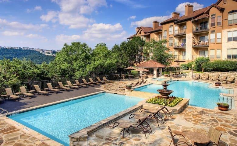 Quiet Condo in West Austin Hills - Austin - Apartamento