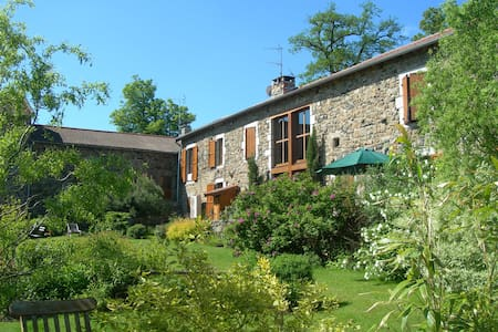 B&B in a typical auvergne house - Saint-Maurice-de-Lignon
