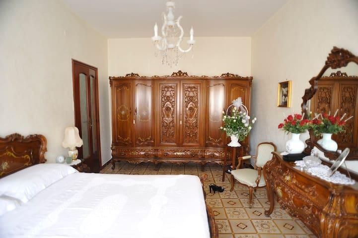 appartamento centrale condiviso - San Giorgio a Cremano - Apartemen