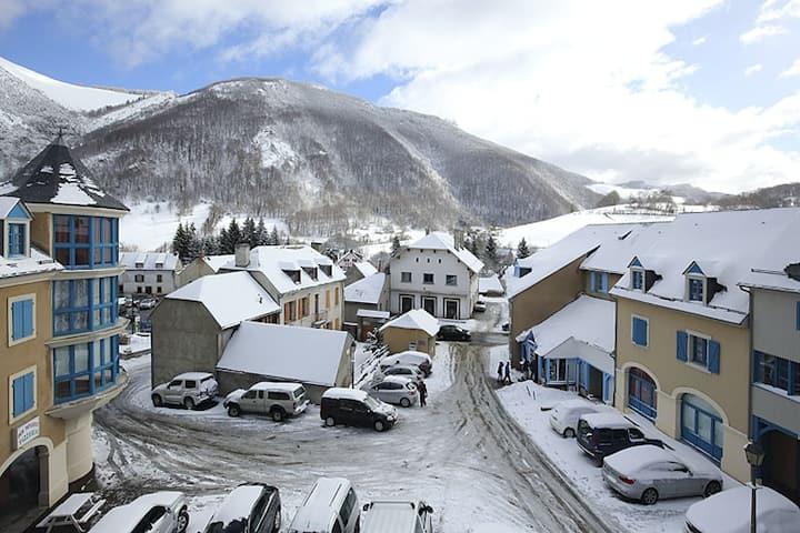 Duplex de charme ski de fond et alpin à 15 mn