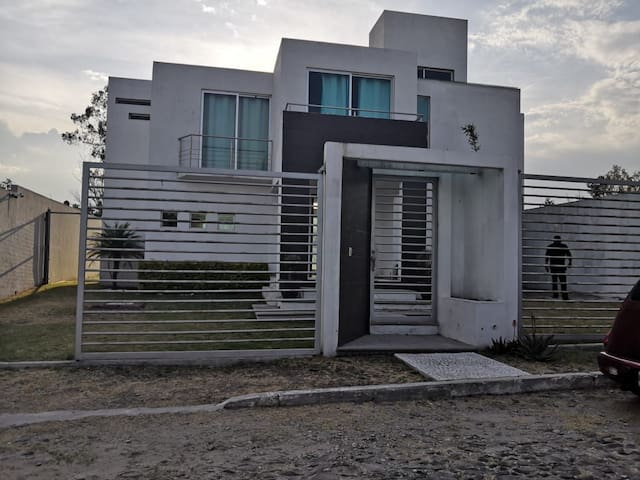 Bonita casa para descansar