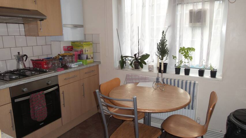 Cosy single room in Stockwell - London - Apartment