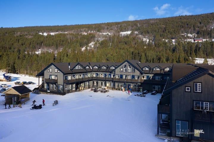 Ski inn/ut - Uvdal Skisenter