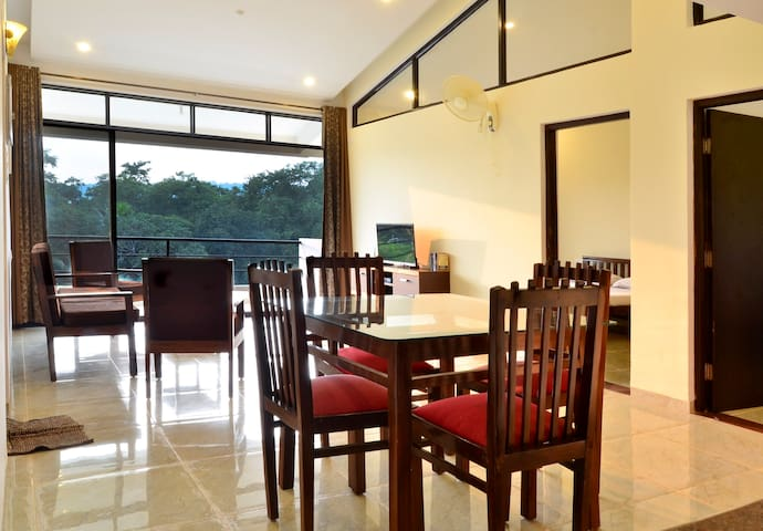 Green Forest Premium Penthouse AC