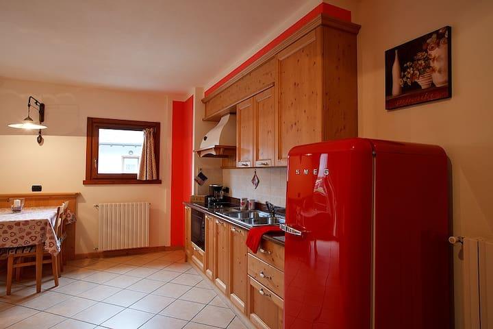 """""""Casa Sofia"""" alle porte di Bormio"""
