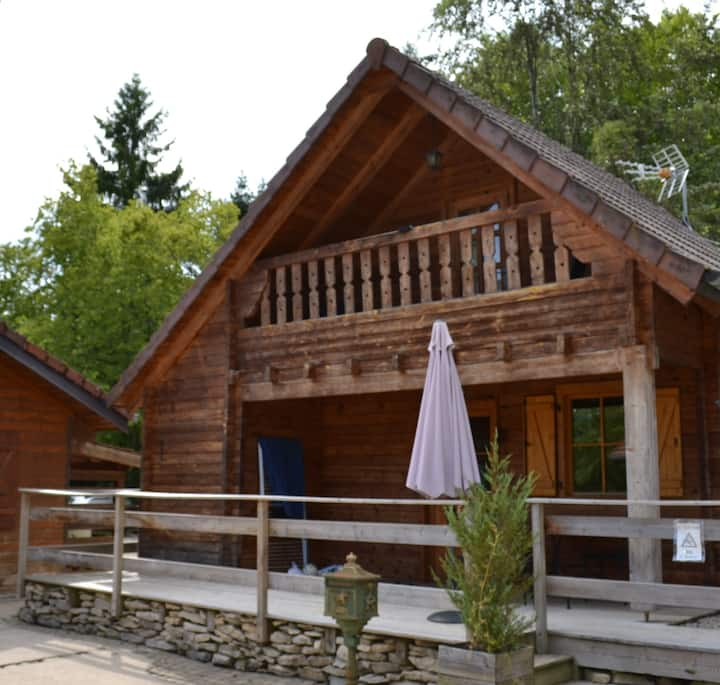 Chalet  Bois Acqua