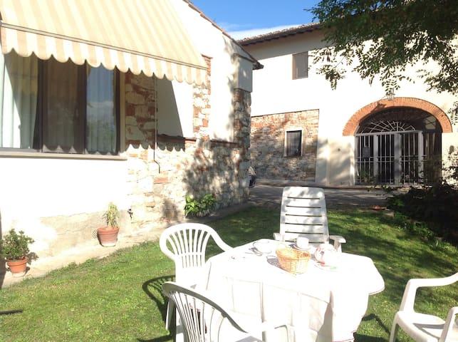 Villa Volpi nel Chianti - Cellai - Casa
