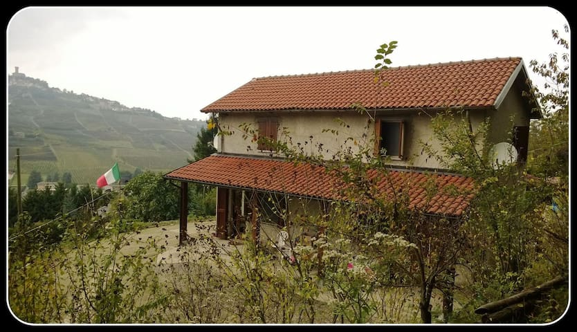 B&B Monteguzzo, Oltrepò Pavese - cigognola - Bed & Breakfast