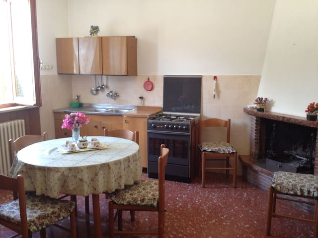 """LA CASA DELLA NONNINA"" Old style - Tordandrea - Appartement"