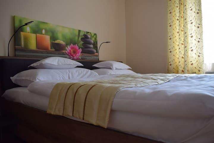 Aparthotel Orient - Családi apartman 2 hálótérrel