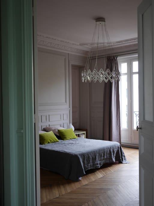 Master room, 22 sqm