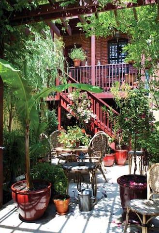 Garden Suite Efficiency