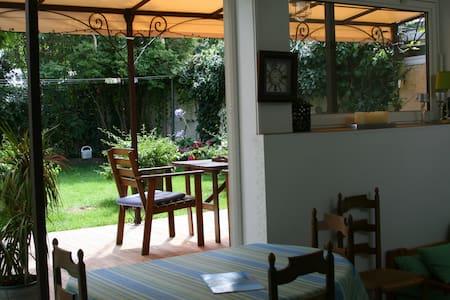 Appartement entre mer et jardin - Pléneuf-Val-André