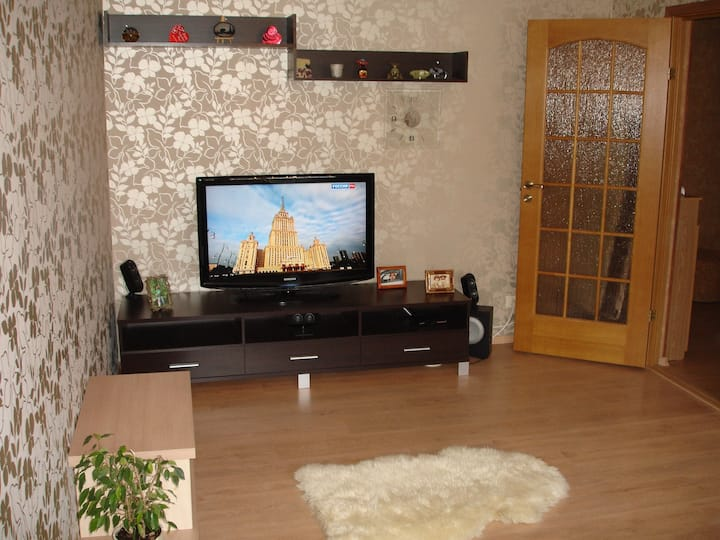 Appartment,10-15min to downtown